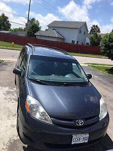 Toyota Sienna minivan for sale