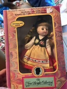 Collectible Dolls - new