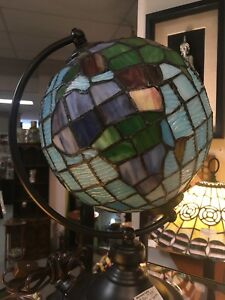 Unique Stained Glass Lamps