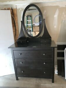 Delivery Available in Toronto - Ikea 3 Drawer Chest with Mirror