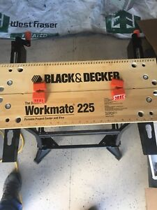 BLACK & DECKER WORKMATE 225