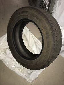 4 pneus hiver Michelin 195/65 R15