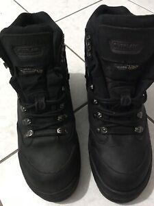 Chaussures de sécurité avec cap d'acier taille11