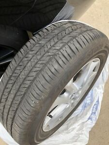205/60/16  all season Bridgestone tires x4
