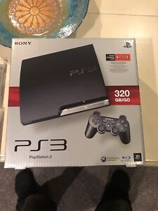 PS3 mint with games