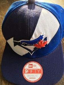 c6b97a61baf BLUE JAYS BASEBALL HAT ORiGINAL FIT SNAPBACK