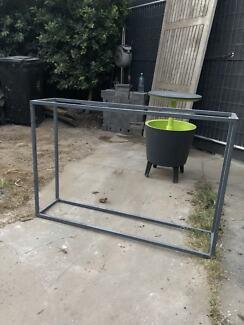 Side table frame