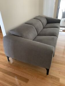 King Living 3 Seater Reclining Lounge Sofas Gumtree Australia