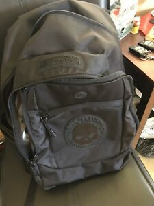 Willie G classic back pack HarleyDavidson