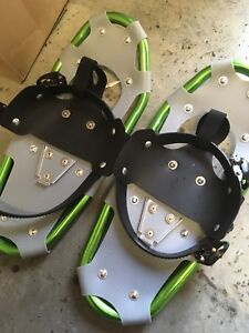2 Pairs of Children's Snow Shoes