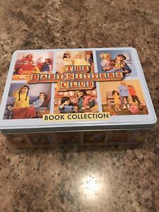 Collection of Babysitter club books BRAND NEW