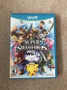 Super Smash Bros of Wii U