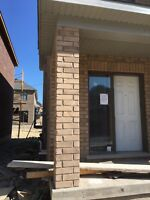 BRICK AND STONE MASONS! Pillars, fireplaces, house repairs, ext!