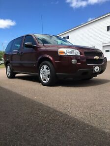 2008 Chevy Uplander LS - Low KMS..!!
