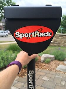 SportRack Bike Carrier - Hitch Mount