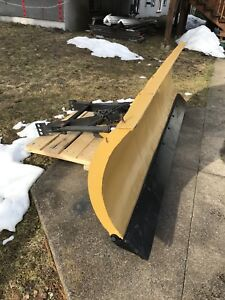 8ft Hydraulic Fisher Plow