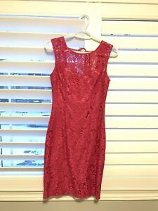 Women's Le Chateau Pink Dress