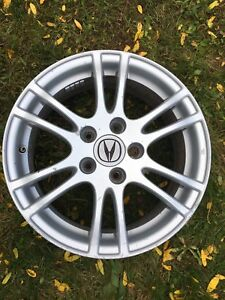 """4 mags 16"""" OEM Acura RSX"""