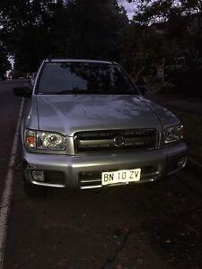 Nissan Pathfinder 2003 Ashfield Ashfield Area Preview