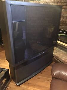FREE Samsung Rear-projection TV Mortlake Canada Bay Area Preview