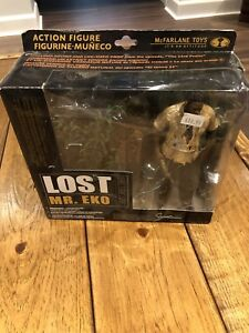 McFarlane LOST - Mr. EKO, Action figure set, Series 2