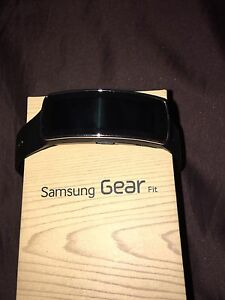 Samsung Gear Fit Watch (2 available)