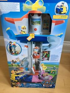 Paw patrol lookout my size life size tower new sealed