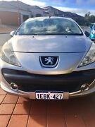 Peugeot 207cc 2009 Darch Wanneroo Area Preview