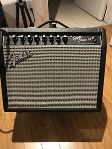 Amplificateur Fender Super Champ X2