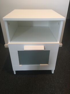 Must go, moving overseas! IKEA bedside table