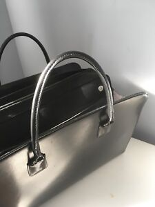Mexx black womens work bag