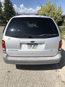 Further reduction. 2002 Ford Windstar LX