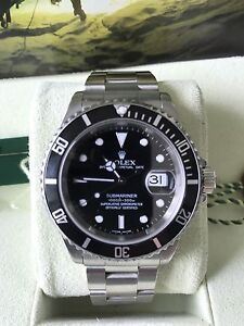 Rolex Submariner 2005 date Balgowlah Manly Area Preview