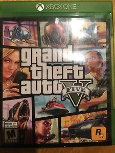Grand Theft Auto Five (GTA5)