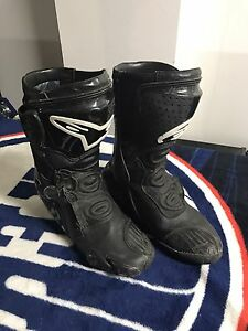 Alpinestars SMX Street and Track Racing Boots