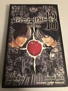 Death Note Vol 13 - Official Data Book