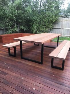 Outdoor Table 2 4m Outdoor Dining Furniture Gumtree