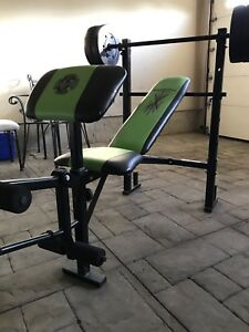 Bench Press incline and flat