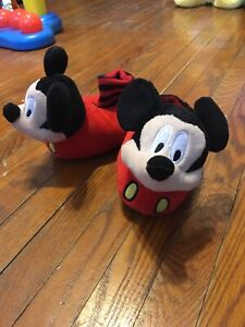 Toddler slippers and shoes