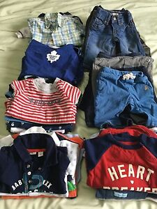 3-6 months fall/winter clothing for boys