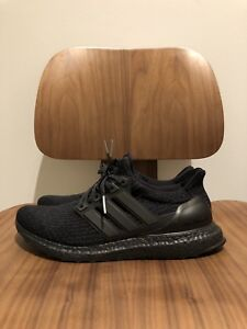 Adidas Ultra Boost 3.0 Triple Black - 9.5