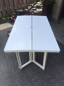Plastic marine, RV table $80 OBO