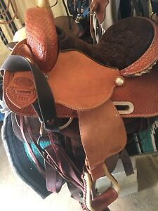 Saddle for sale new condition