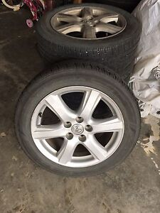 215/55r17 from Toyota Camry