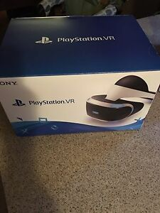 PSVR BASIC KIT LIKE NEW CONDITION !