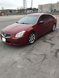 2007 Nissan Maxima SE Fully Loaded