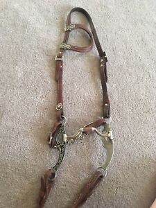 Billy cook headstall set