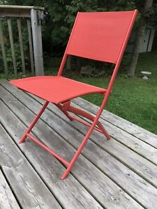 Deck chairs - new
