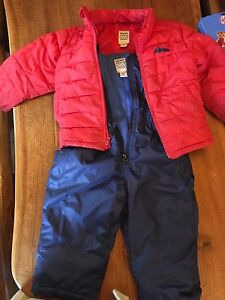 Old Navy Snow Suit - 24mth