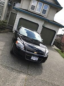 2012 Chevrolet Impala - 4 Door Sedan - Black